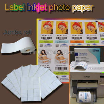 Car Sticker Paper Inkjet Printed Matte Label Paper 90gsm - Buy Matte Label  Paper,Car Sticker Paper,Label Photo Paper Product on Alibaba com