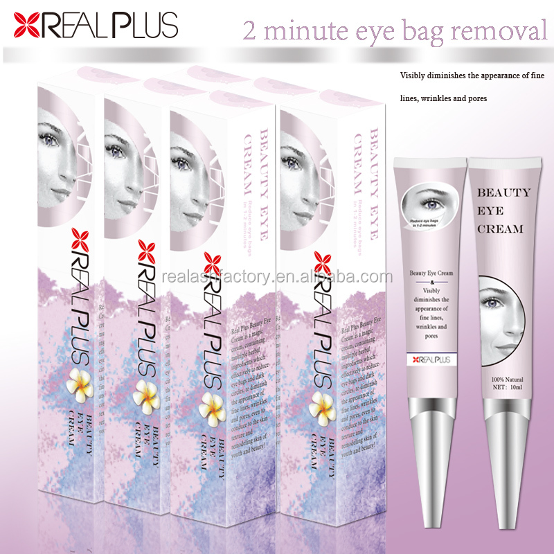 1 Minutes Quickly results Best works 2016 latest attractive package eye bag treatment cream