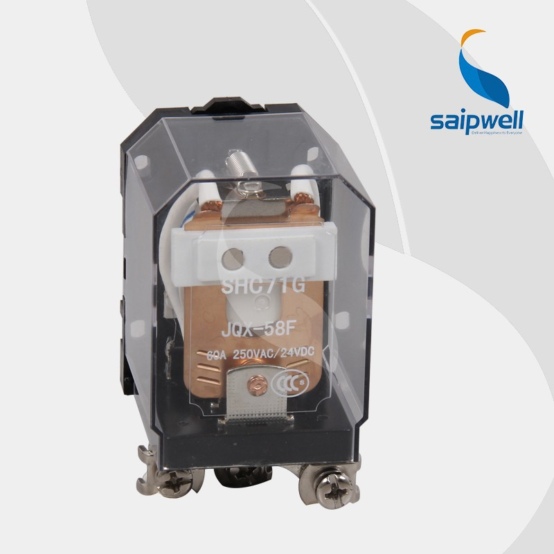 Saipwell High Quality Overcurrent Relay with CE Certification (JQX-58F)
