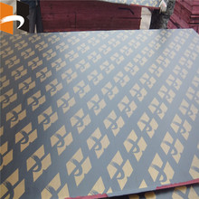 Hanbao construction film faced construction plywood used with logo