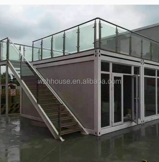 Commercial ISO Light Steel Prefabricated/Modular/Mobile/Prefab/Portable/Container House
