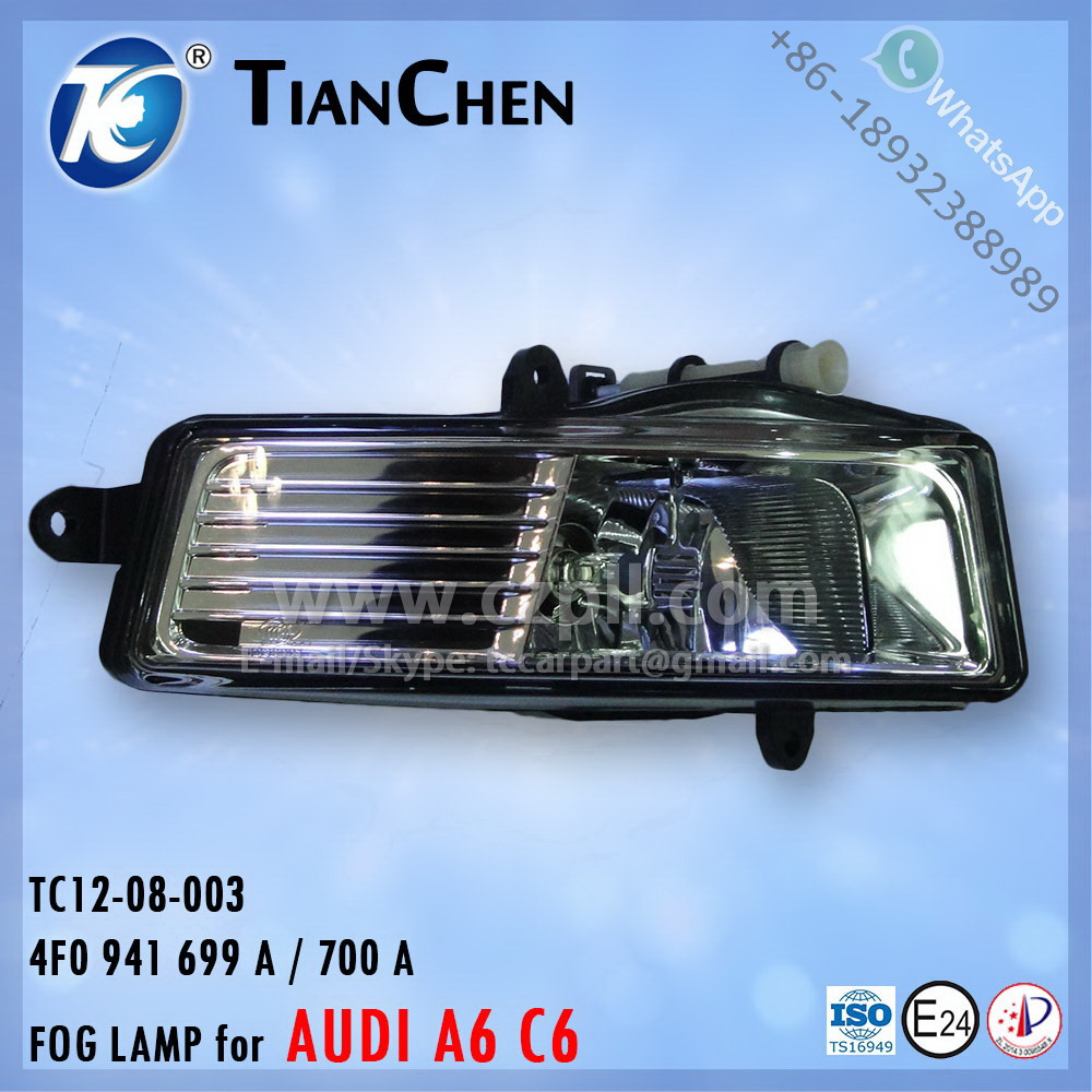 FOG LAMP for AUDI A6 2009 - 2011 4F0 941 699 A / 700 A / 4F0941699A / 4F0941700A / 4F0941699
