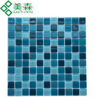 Can get more 30% profit in 30 days glass mosaic for swimming pool tile