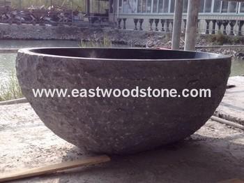 Vasca Da Bagno In Pietra : Granito grigio pietra bianca basalto vasca da bagno scarpa vasche