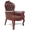 Pfurniture Hotel furniture Best Seling leather armchair