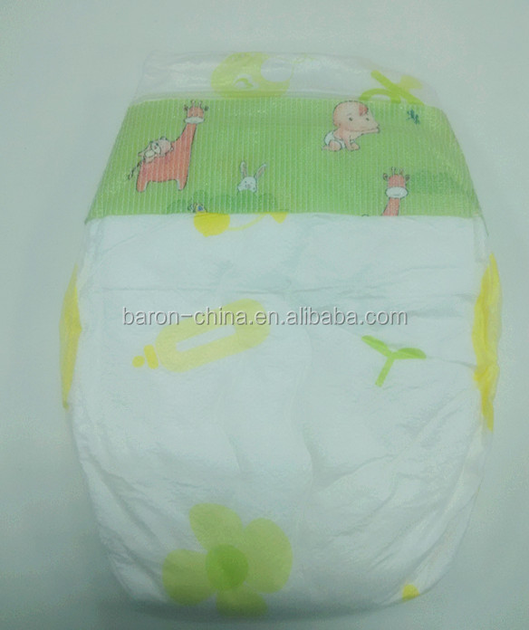 disposable baby diapers from Baron