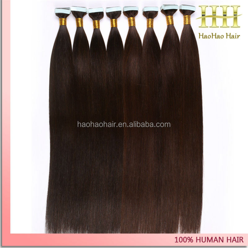 The Best And Most Popular 100% virgin human hair Sticker Hair Extension