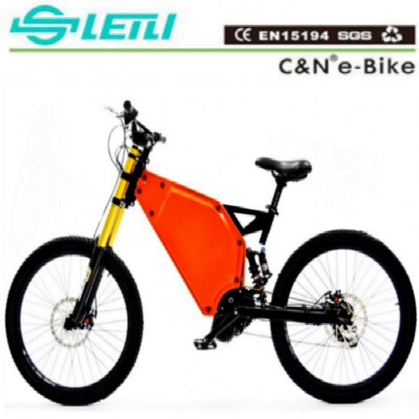 NEW 72v 8000w panosonic lithium battery tire electric bike/ 8000w big power electric bike /e bike