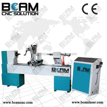 CNC Wood turning lathe/ CNC wood working turning lathe/cnc woodworking machine 1500*200mm