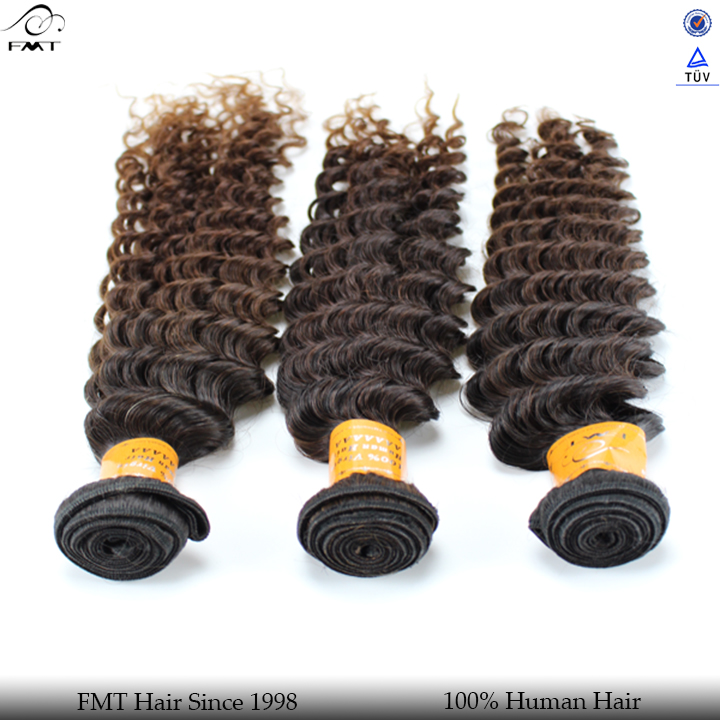 Supply natural color virgin brazilian kinky curly wholesale hair extensions