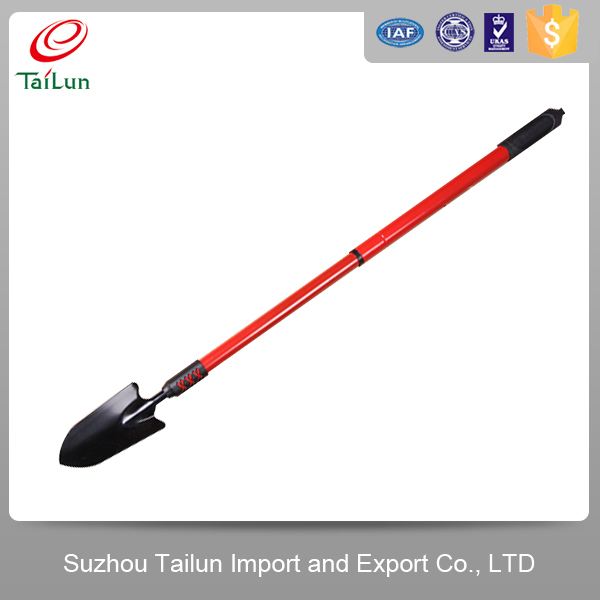 Factory Directly Provide All Kinds of Long Fiberglass Handle Shovel