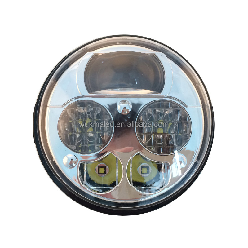 Kawasaki LED Headlights part - Kawasaki Teryx ATV Headlight High Low Beam replace stock lights
