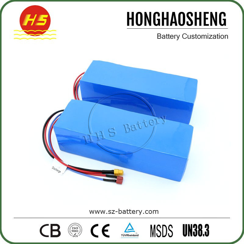 Factory price OEM 48v 12ah e bike battery for golf cart electrical vehicles