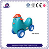 JQ-3043 kids Classical Plastic toy car play small baby car funny baby toys chicken rider