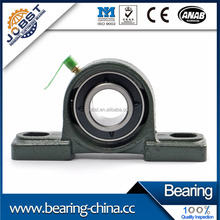 25mm bore UCP205 pillow block Bearing cuscinetti montati base solida