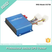 cheap gps sms gprs tracker vehicle tracking system with Scheduling screen