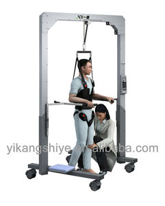 Pneumatically actuated Gait training Frame / Weight support training device
