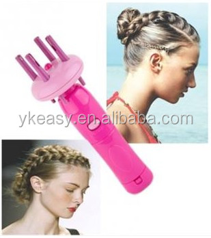 Automatically Hair Braiding Machine Electric Hair Twist Tool