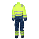 Fireproof coverall workwear boiler suit