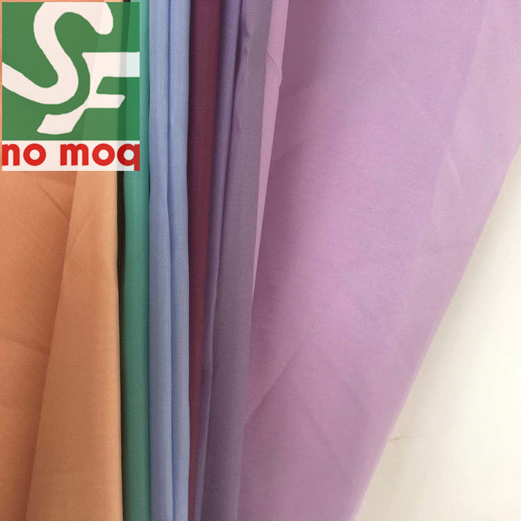 Manufacture Price Smooth & Ripstop100% Poly Taffeta Functional Fabric with 190T / 210T