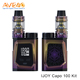 2017 Newest Vape Starter Kit Ijoy Capo Kit with 100W Bottom Feeder Box Mod VS Ijoy Captain PD270 234W Box Mod from Ave40