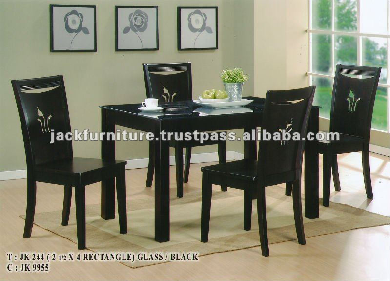 Modern Dining Sets Glass Top Rectangle Dining Table Wooden Dining Table With Glass Top Buy Glass Dining Table Set Glass Top Wooden Leg Dining Table Rectangle Glass Top Dining Table Product On Alibaba Com