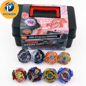 Metal Beyblades Spinning Top set Toy