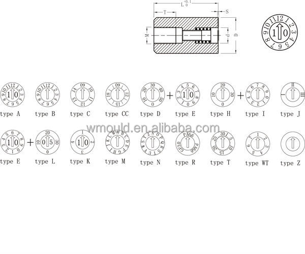 Metal Number Date Stamp Metal Number Date Stamp Suppliers And