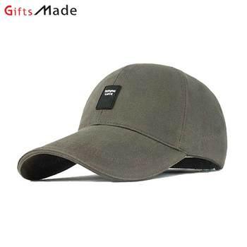 998e027c66de2 De estilo americano gorras de béisbol de mezclilla de gorra de béisbol