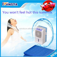 2014 cheap cold electric air conditioner chinese cooling blanket