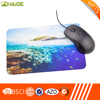 2016 best promotional mouse pad, advertising mouse mat