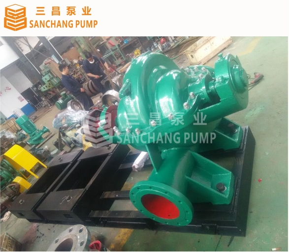 Volute-split case centrifugal oil field pumping units supplier