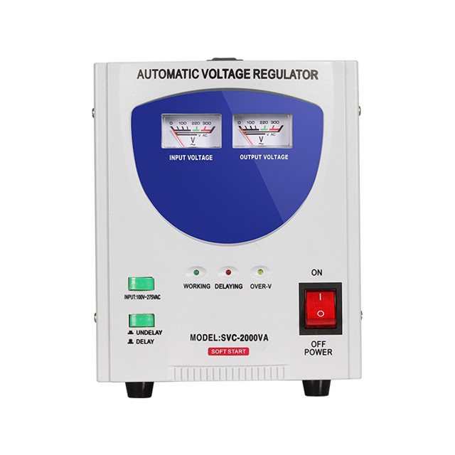 Servo svc 3000va ac Automatic Voltage Regulator