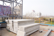 green building materials eps cement foam sandwich panel for school building