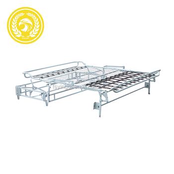 Metal Adjustable 3 Fold Sofa Bed Mechanism Buy Metal Sofa Bed