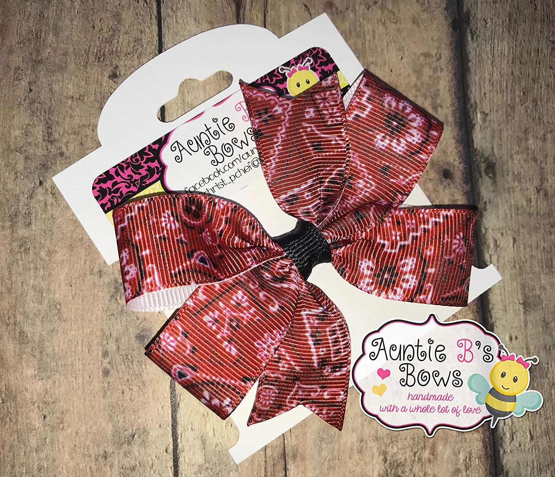 2cc42b16b0a6 Cheap Red Bandana Hair Bow, find Red Bandana Hair Bow deals on line ...