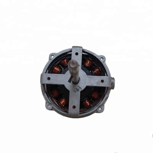 China top sale stand fan parts 12v 24v brushless dc motor for household use