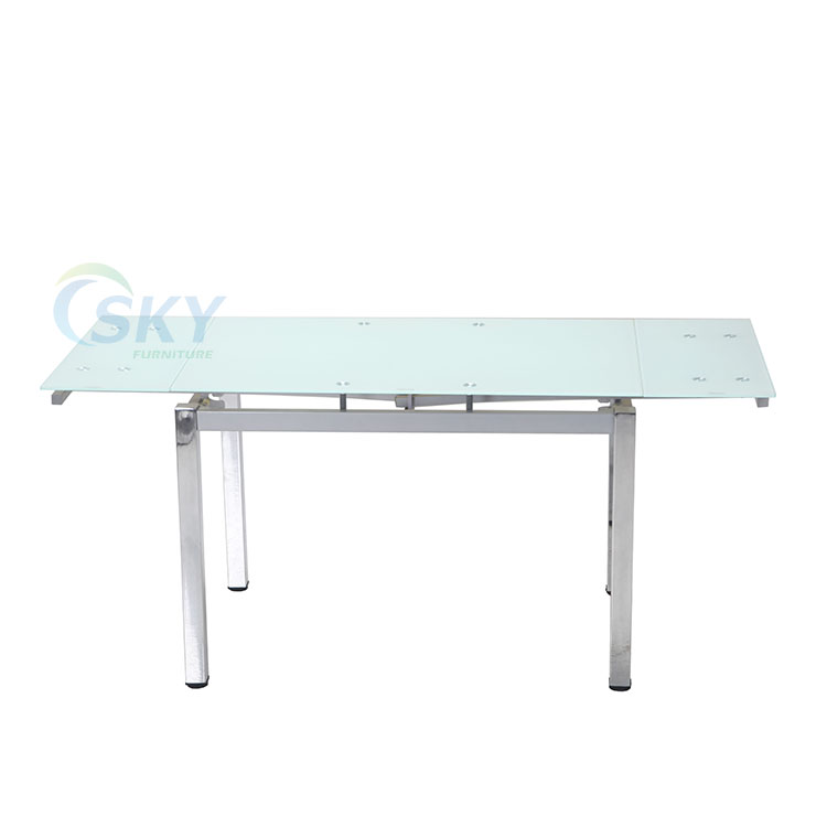 Extendable Top Glass Indian Glass Table Top Buy Comedor