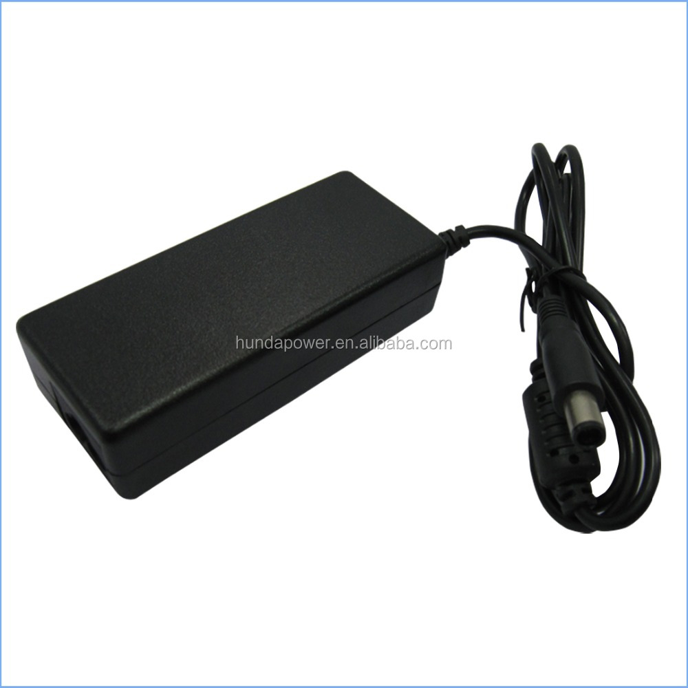 65W Laptop AC adapter, 18.5V 3.5A 110V-240V DC Plug, 7.4*5.0mm for HP