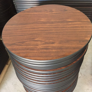 Hot Sale Round MDF Laminate Table Top