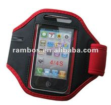 For IPhone 4/4S Waterproof sports armband cases