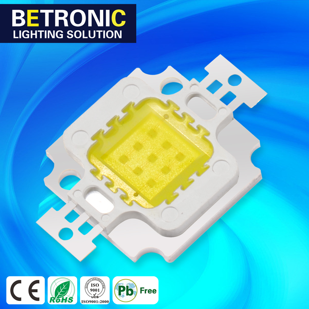 China cheap 12V COB 10w grow LED chip