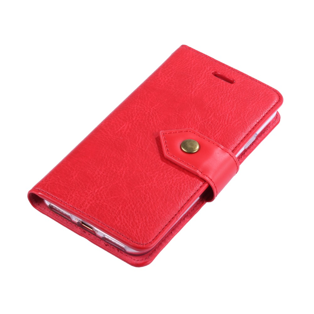 Wholesale manufacturer leather belt clip wallet phone case for iphone 7 case wallet flip floral