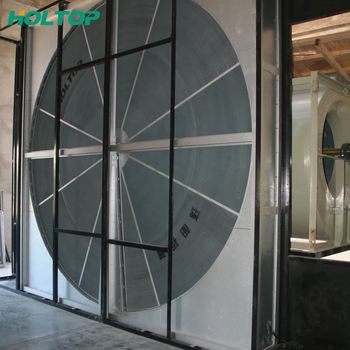 air to thermal 3a molecular sieve coating energy recovery wheel beijing holtop large airflow industrial heat rotary exchanger