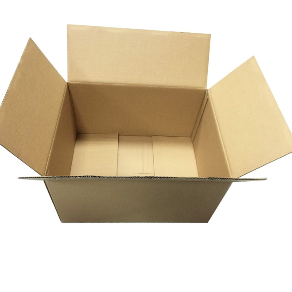 most strong standard packing box sizes for Factory Supplier
