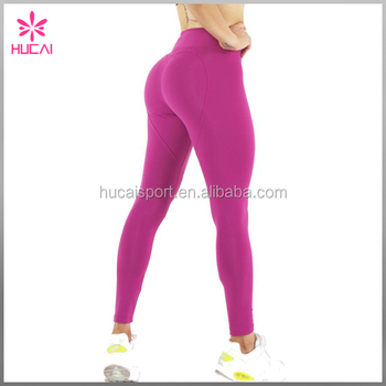 9c0423407b Custom Womens Tights Wholesale Nylon Spandex Yoga Pants Fitness Gym Leggings