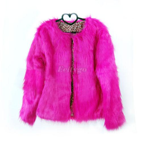 Зима женщины тёплый искусственный мех пальто женщины винтажный норка лиса куртка 10 цветов размер S M L XL
