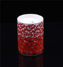 wholesale home decoration luxury soy wax scented candle