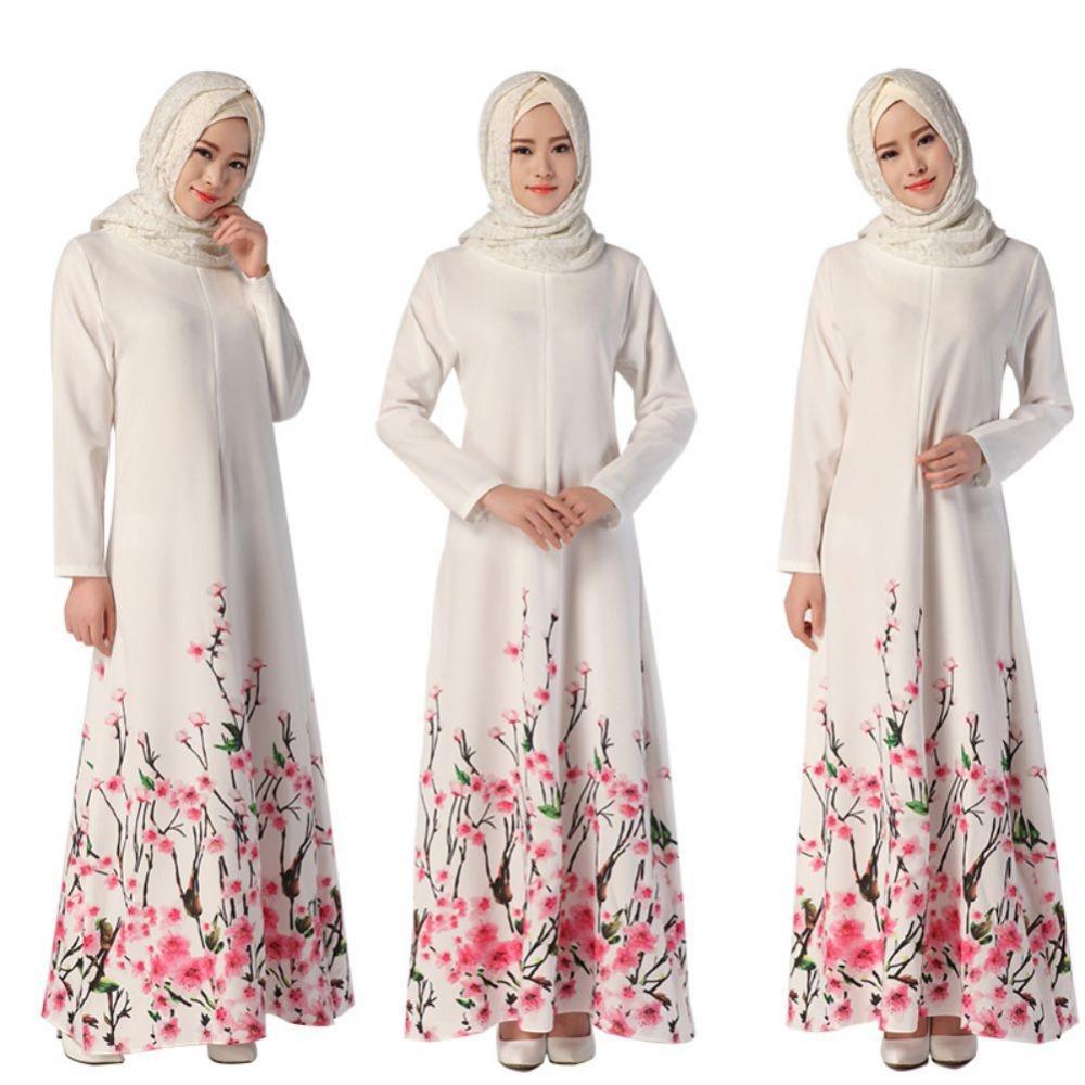 Muslim long dress image