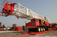 1000m-4000m Truck-mounted Drilling Rig for oilwell